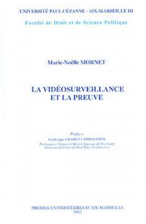 La vidéosurveillance et la preuve