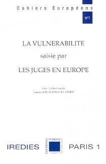 La vulnérabilité saisie par les juges en Europe