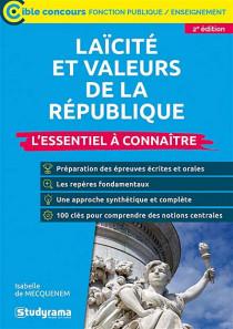 Laïcité et valeurs de la République : l'essentiel à connaître