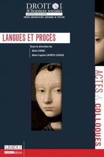 Langues et procès