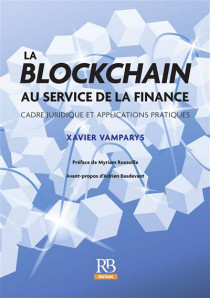 Le blockchain au service de la finance