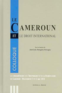 Le Cameroun et le droit international
