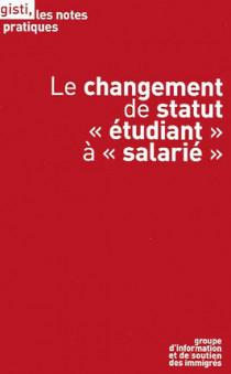 """Le changement de statut """"étudiant"""" à """"salarié"""""""