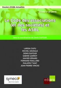 Le Code des associations (et des sociétés) et les ASBL