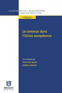Le commun dans l'Union européenne