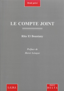 Le compte joint