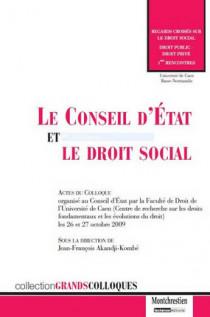 Le Conseil d'État et le droit social
