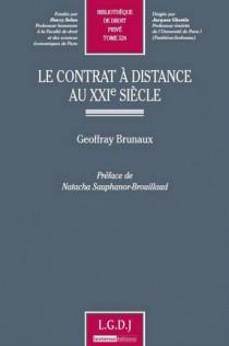Le contrat à distance au XXIe siècle