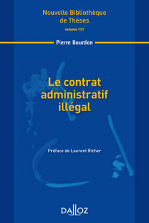 Le contrat administratif illégal