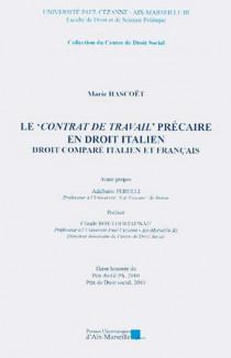 """Le """"contrat de travail"""" précaire en droit italien - Droit comparé italien et français"""