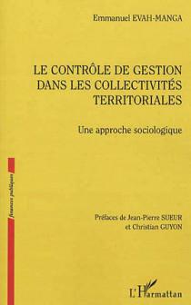 Le contrôle de gestion dans les collectivités territoriales