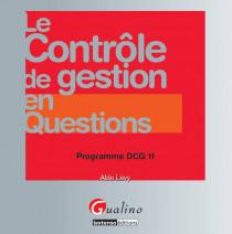 [EBOOK] Le contrôle de gestion en questions - Programme DCG 11