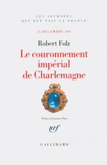 Le couronnement impérial de Charlemagne