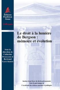 Le droit à la lumière de Bergson : mémoire et évolution