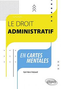 Le droit administratif en cartes mentales