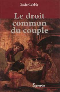Le droit commun du couple