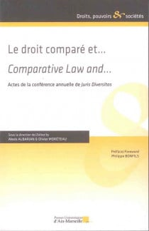 Le droit comparé et...  Comparative law and...