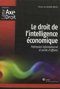 Le droit de l'intelligence économique