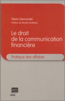 Le droit de la communication financière