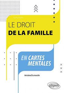 Le droit de la famille en cartes mentales