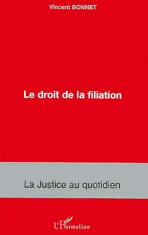 Le droit de la filiation