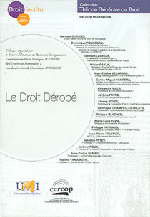 Le droit dérobé (coffret 1 CD-Rom)