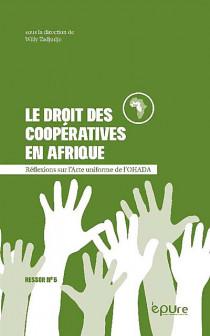 Le droit des coopératives en Afrique
