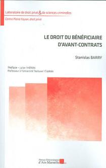 Le droit du bénéficiaire d'avant-contrats
