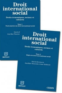 Le droit international social