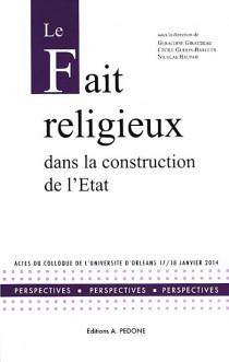 Le fait religieux dans la construction de l'Etat