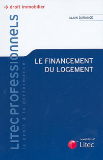 Le financement du logement