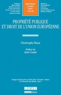Propriété publique et droit de l'Union européenne