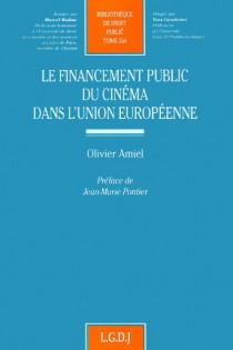 Le financement public du cinéma dans l'Union européenne