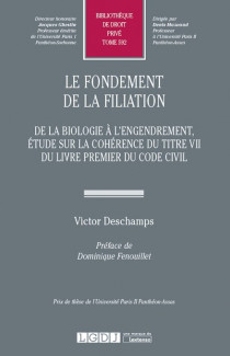 Le fondement de la filiation