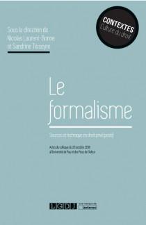 Le formalisme