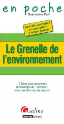 Le Grenelle de l'environnement