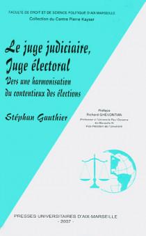 Le juge judiciaire, juge électoral