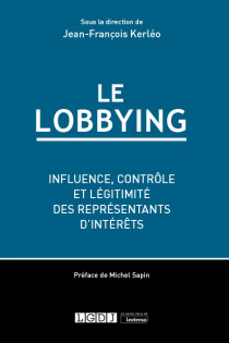 [EBOOK] Le Lobbying