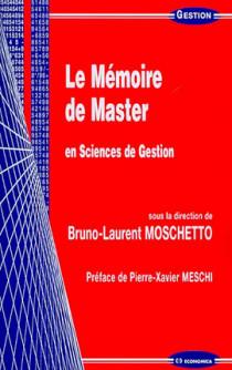 Le Mémoire de Master