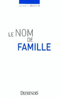 Le nom de famille