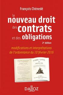 Le nouveau droit des contrats et des obligations (mini format)