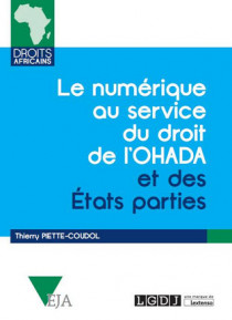 [EBOOK] Le numérique au service du droit de l'OHADA et des États parties