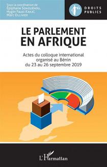 Le Parlement en Afrique