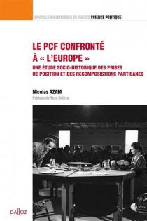 """Le PCF confronté à """"l'Europe"""""""
