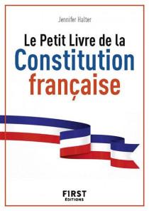 Le petit livre de la Constitution française (mini format)