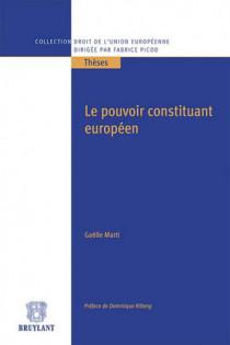 Le pouvoir constituant européen