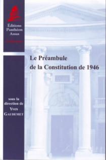 Le préambule de la Constitution de 1946