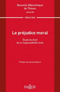 Le préjudice moral