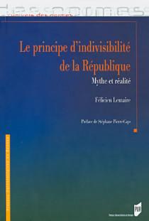 Le principe d'indivisibilité de la République