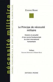 Le principe de nécessité militaire
